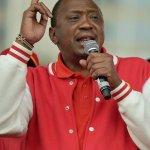 Kenya president accuses Odinga of wasting money