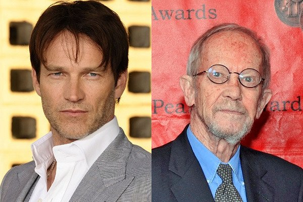 October 11: Happy Birthday Stephen Moyer and Elmore Leonard