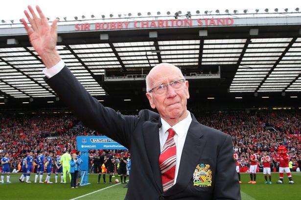 Happy birthday to Sir Bobby Charlton
