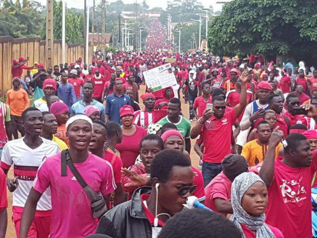 Togo bans marches hours after opposition announces one