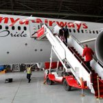 Kenya Airways named Africa's leading airline for second time