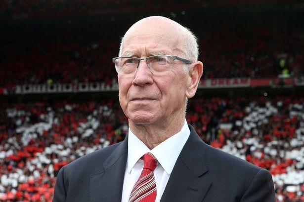 Happy birthday to an absolute icon of Manchester United football club, Sir Bobby Charlton.