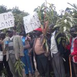 Teachers attacked for attending meeting on Sh35bn Arror dam project