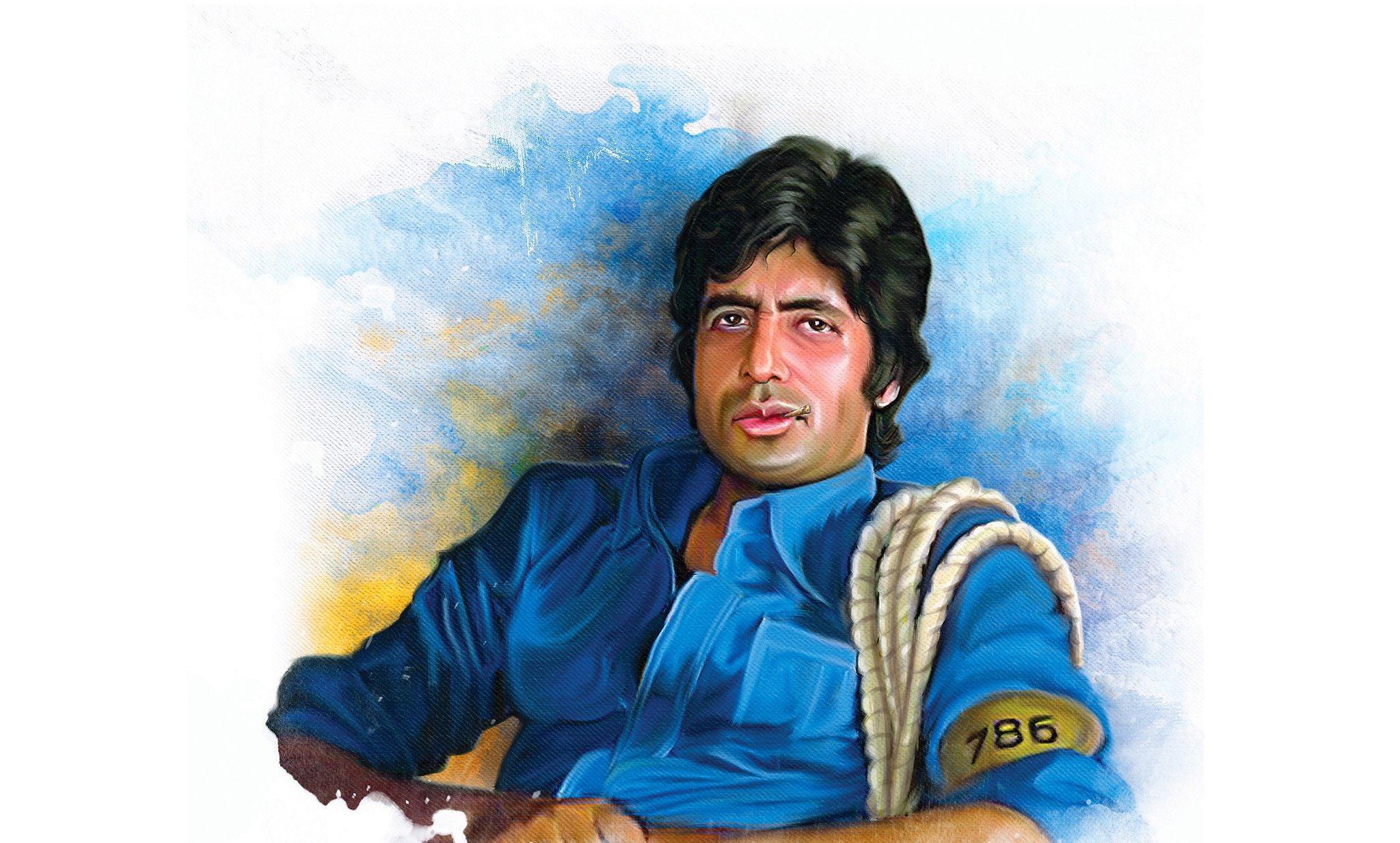 Happy Birthday Amitabh Bachchan Ji