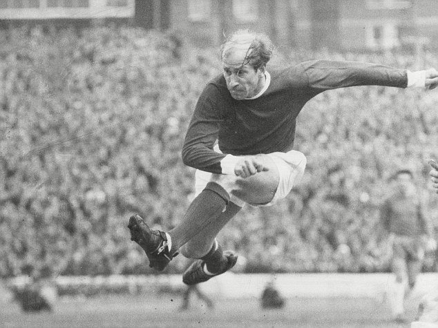 Happy birthday to Sir Bobby Charlton - 80 years young today