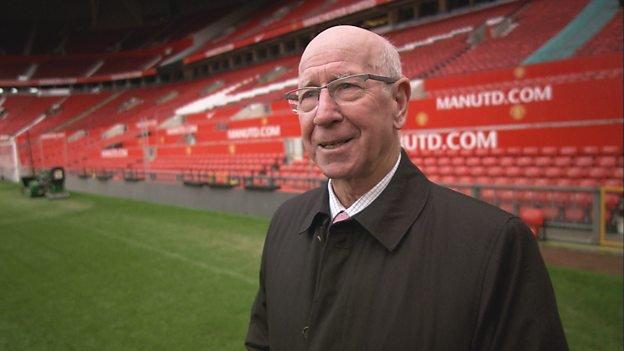 Happy 80th Birthday Sir Bobby Charlton & legend