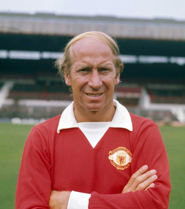 Happy Birthday Legend Sir Bobby Charlton