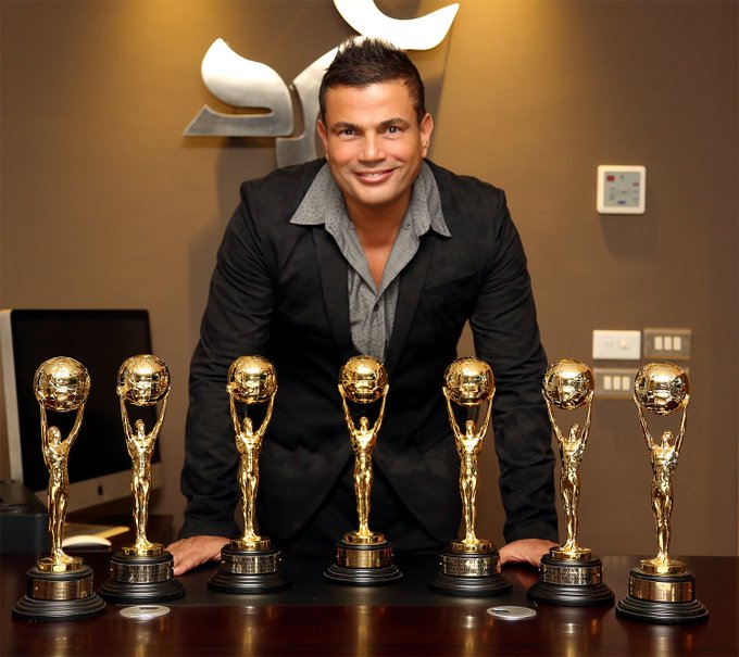 Happy Birthday to Amr Diab    About: