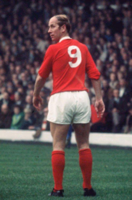 Happy Birthday To Sir Bobby Charlton A True Football Legend