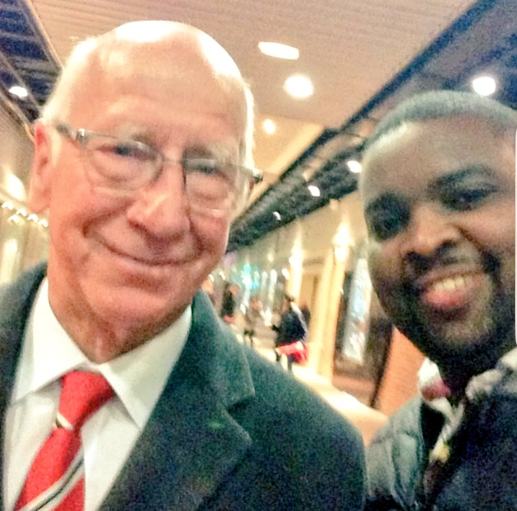 Happy 80th Birthday to Manchester United & England LEGEND, Sir Bobby Charlton!