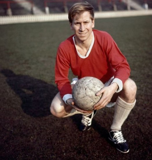 Happy 80th birthday to the legend, Sir Bobby Charlton!