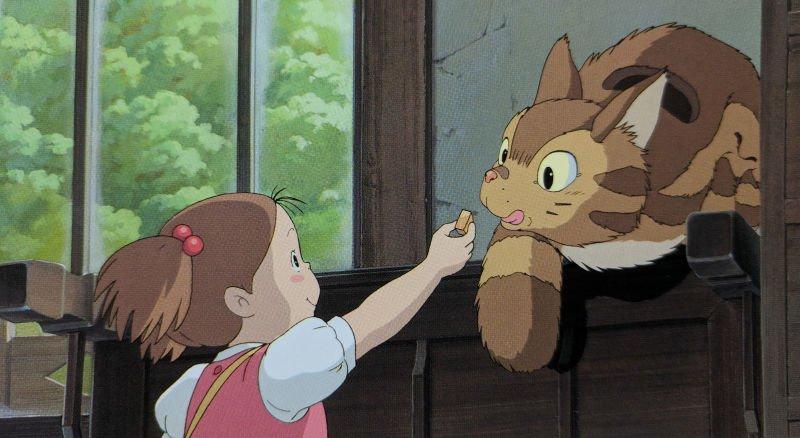 Studio Ghibli's Sequel To My Neighbor Totoro: https://t.co/mo2xkk1LXH https://t.co/SnpxWXuGNa