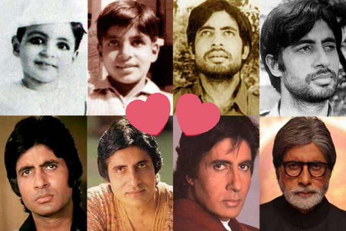May God Bless You With Lots Of Love , Happiness And Success  Happy Birthday ...... To, Mr. Amitabh Bachchan
