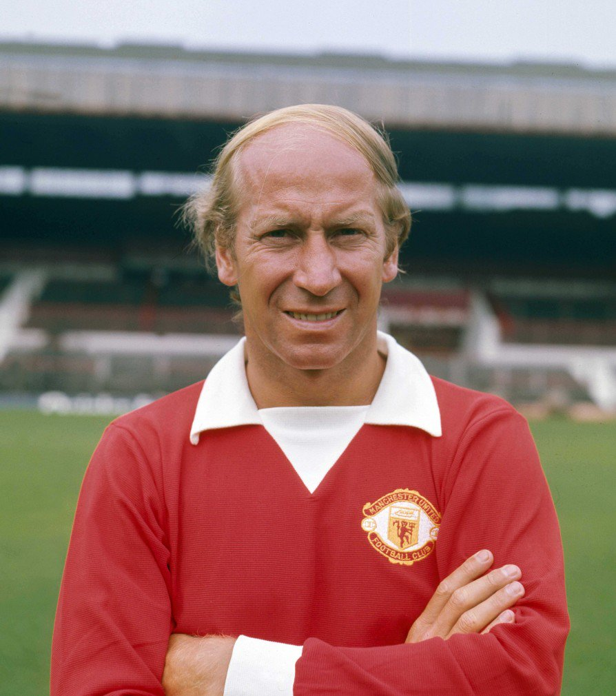 Happy 80th birthday, Sir Bobby Charlton .