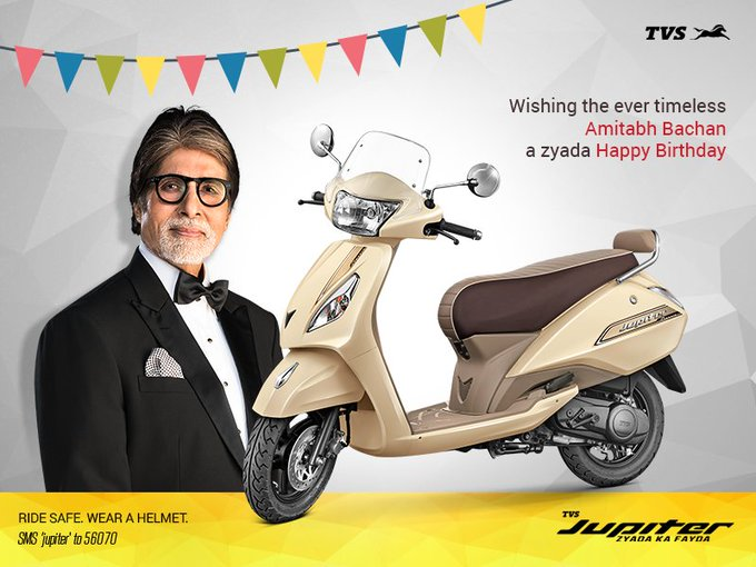 Zyada Happy Birthday to Amitabh Bachchan