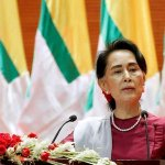 U.N. rights office urges Myanmar's Suu Kyi to 'stop the violence'