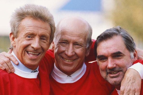 Those were the days my friends ...... Happy Birthday, Sir Bobby Charlton, gentleman and