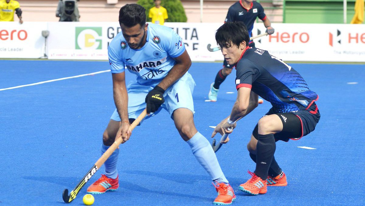 Hockey | Asia Cup 2017: India thrash Japan 5-1 in opening encounter