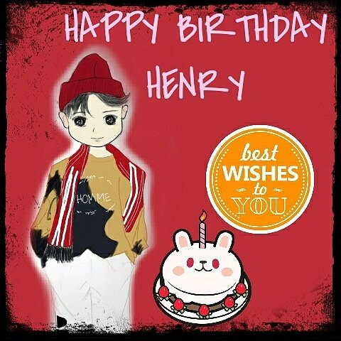 HAPPY BIRTHDAY HENRY LAU
