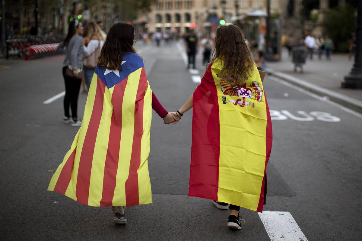 Spain takes first step toward ending Catalan autonomy after disputed referendum
