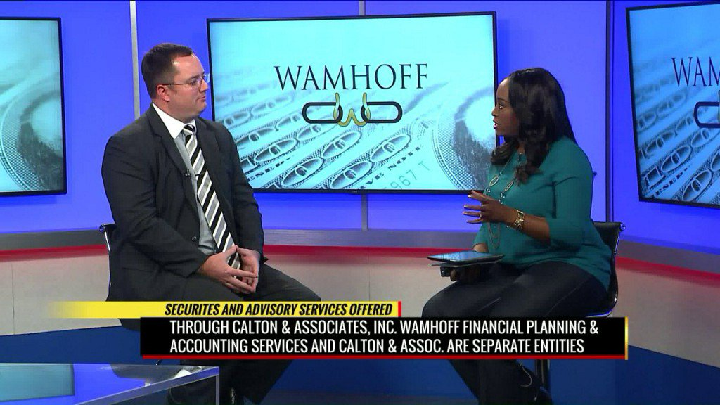 Wamhoff Financial Planning & Accounting Services: Tax LossHarvesting