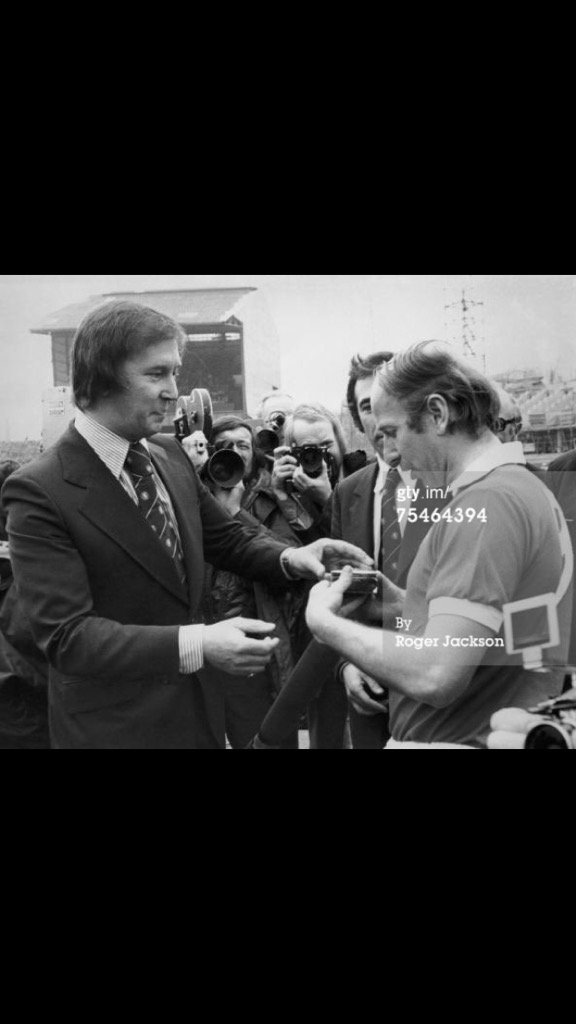 Happy 80th Birthday to Sir Bobby Charlton