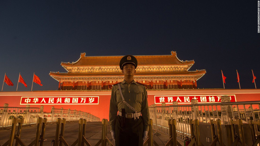 Who really holds the power in China?