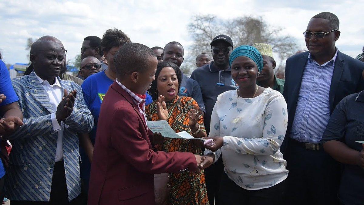 Uzalendo Kwanza mkoa wa Pwani, Steve Nyerere kapewa nyumba