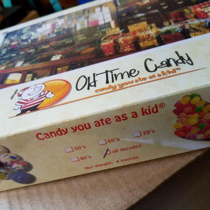 Old Time Candy All Decades Box #Giveaway ~ Freebies Deals & Steals