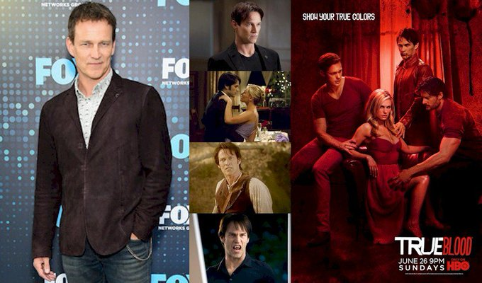 Hoy cumple 48 años Stephen Moyer (Bill Compton en Happy Birthday