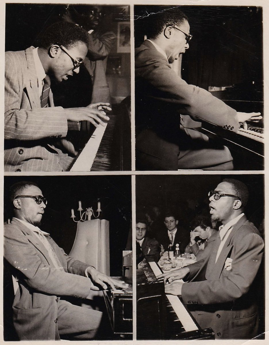 #theloniousmonk #Monk100 #MonkAt100 #Jazz https://t.co/yUx06mngmI