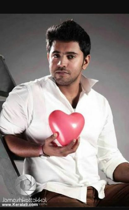 Sorry for the late...    Happy bday.. My Super Star Nivin Pauly sir.