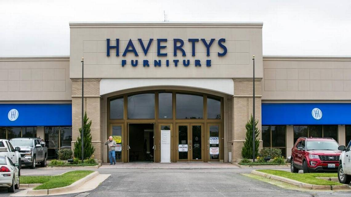 Havertys Furniture has $2 million remodel following water damage   The Wichita Eagle