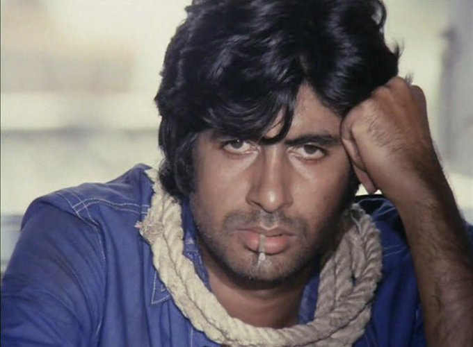 Happy 75th birthday to Indian film icon Amitabh Bachchan
