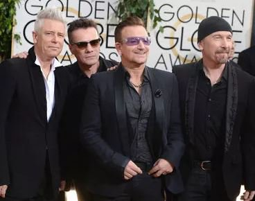 U2 delay Argentina concert so fans can watch soccer game