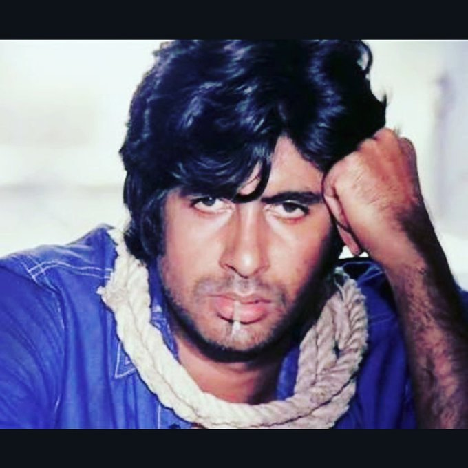 Happy birthday Angry Young Man!... Sir Amitabh Bachchan