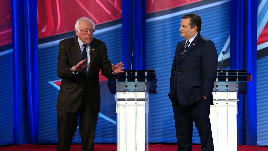CNN will host Sens. Bernie Sanders and Ted Cruz in a town hall debate on taxes https://t.co/TZeuJH73Nt https://t.co/a8d89Vdkni
