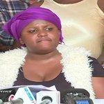 NASA supporters anti IEBC demonstrations