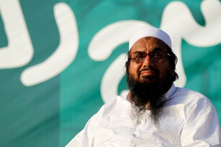 Pakistan EC rejects registration application of Hafiz Saeed's political party