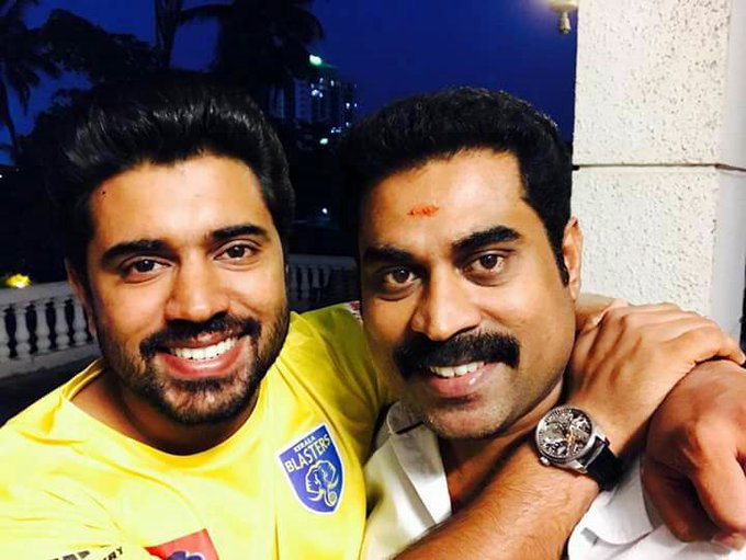 Happy birthday   Dear brother Nivin Pauly God Bless source:surajofficialpage