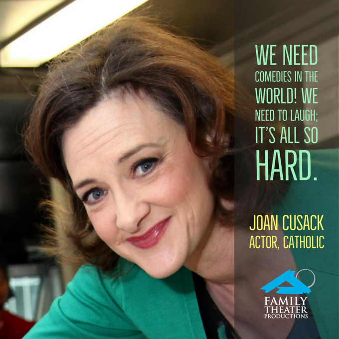 Happy Oct. 11 birthday to actress Joan Cusack!