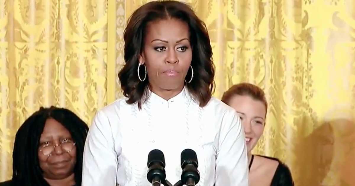 FLASHBACK: Michelle Obama Praised 'Wonderful Human Being' Harvey Weinstein https://t.co/v8PrdFzUbK https://t.co/atVaafMi87