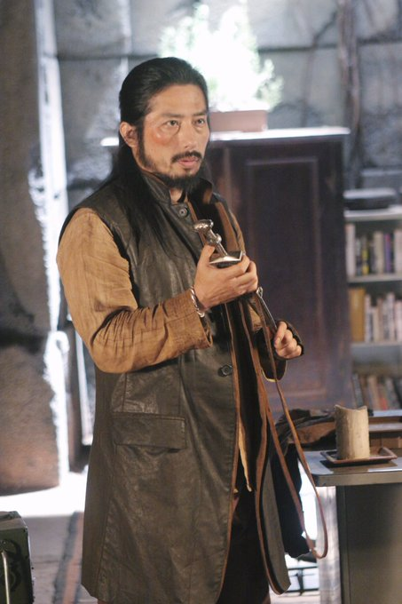 Happy 57th birthday to Hiroyuki Sanada [ Dogen in LOST  ]