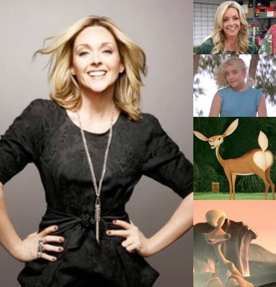 Happy 49th Birthday to Jane Krakowski!