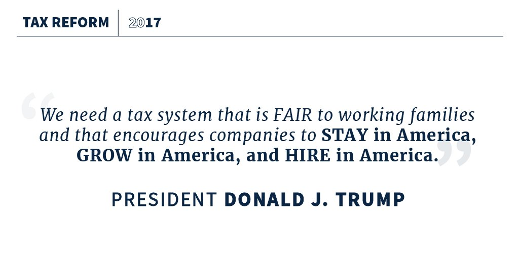 'We need a tax system that is FAIR to working families...' https://t.co/sMLm0cc6Ib