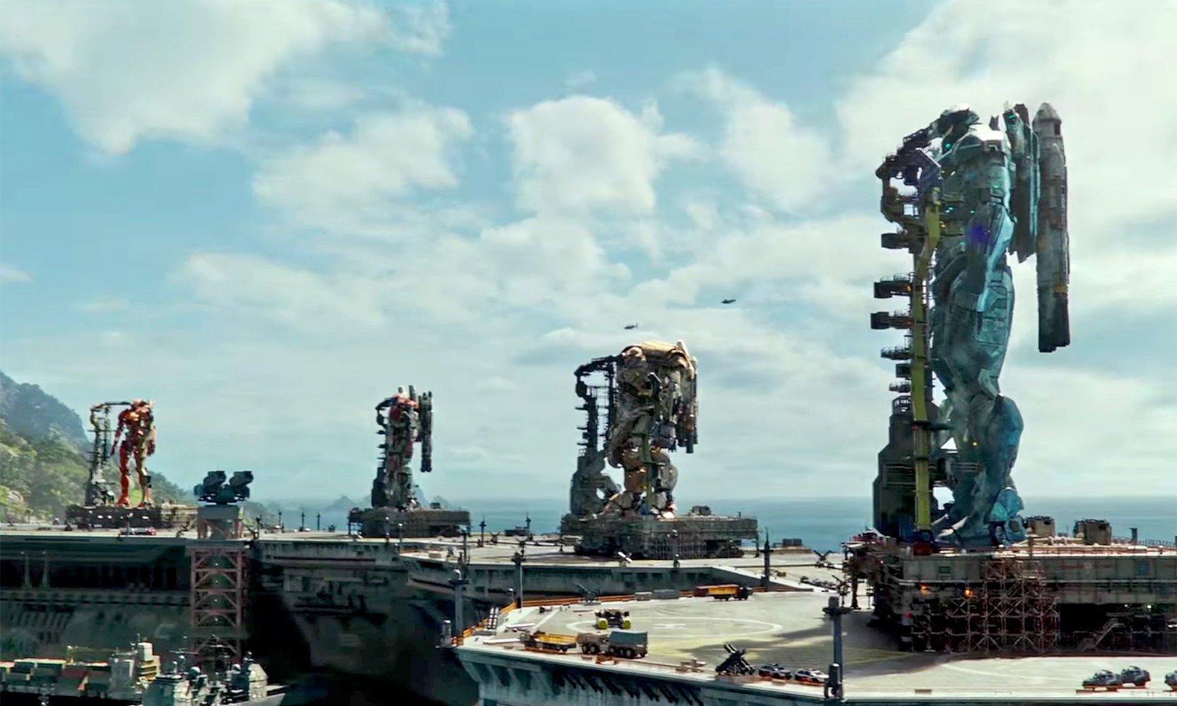 'Pacific Rim: Uprising' with Jetpacks! Trailer Shows Mechs on Rockets https://t.co/z1S1gCvMMv https://t.co/4qHtZdFQIg