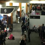 Auckland International Airport passengers face long delays after security mishap