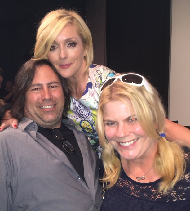 Happy Birthday to actress Jane Krakowski!!