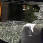 Australia's team bus hit by rock in India after T20 win