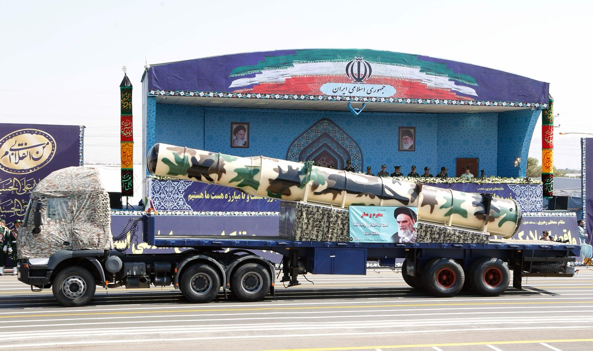 Iran still trying to buy items for missile development, says Germany